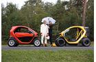 Twizy Renault Sport F1 Concept Car, Seitenansicht