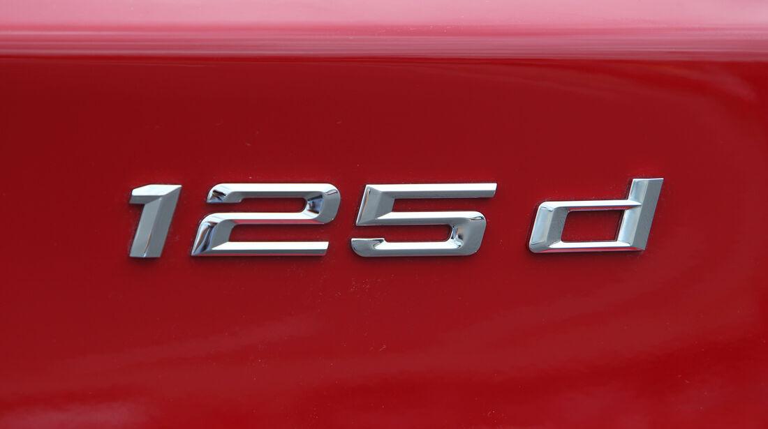 Typenbezeichnung, BMW125d,