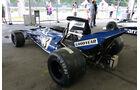 Tyrrell 002 - F1 Grand Prix-Klassiker - GP Singapur 2014