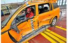 Unfallforschung, Test, Versuch
