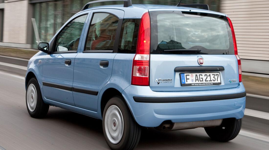 Unterhalts-Schnäppchen, Fiat Panda 1.2