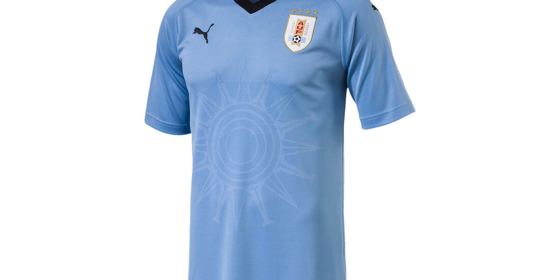 Uruguay - F1-Autos - Fußball-WM 2018