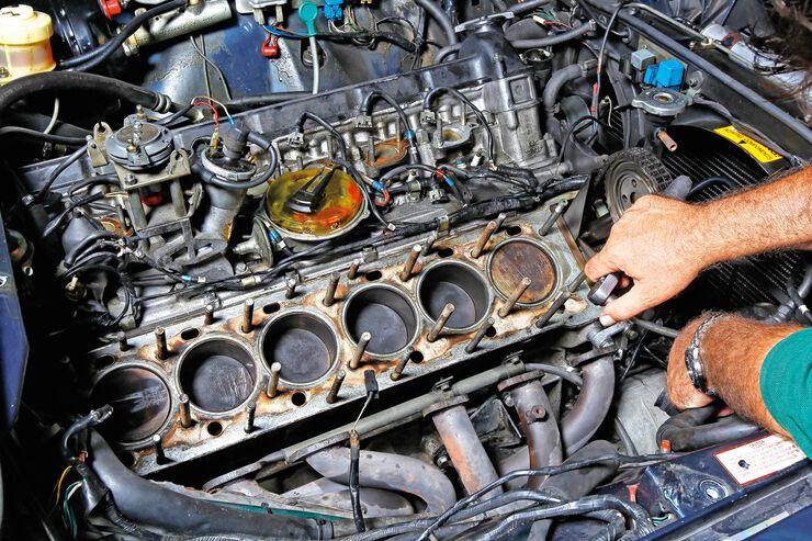 V12 Kosten Wartungsstau Auto Motor Und Sport