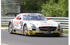 VLN, 2011, #13, Klasse SP9 , Mercedes-Benz SLS AMG GT3, ROWE RACING