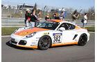 VLN, 2011, #382, Klasse V6 , Porsche Cayman S, MSC Adenau e.V. im ADAC