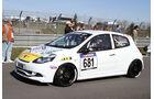 VLN, 2011, #681, Klasse CUP3 , Renault Clio Cup,