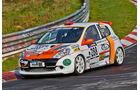 VLN 2014, #288, Renault Clio III, SP3, Langstreckenmeisterschaft Nürburgring