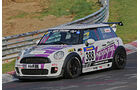 VLN 2014, #388, Mini, SP2T, Langstreckenmeisterschaft Nürburgring