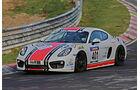 VLN 2014, #401, Porsche Cayman S, V6, Langstreckenmeisterschaft Nürburgring