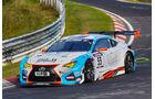 VLN 2015 - Nürburgring - Lexus RC F GT3 - Startnummer #55 - SPX