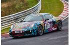 VLN 2015 - Nürburgring - Porsche Cayman S - Startnummer #417 - V6