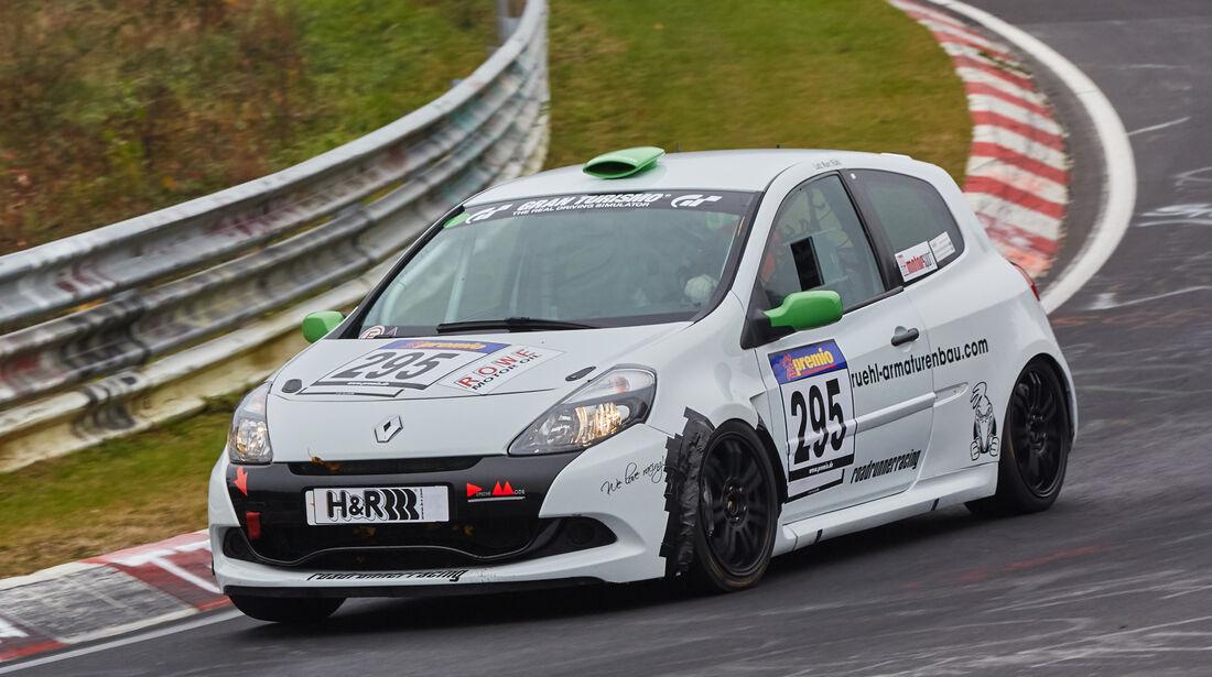 VLN 2015 - Nürburgring - Renault Clio - Startnummer #295 - SP3