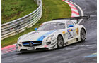 VLN 2016 - Nürburgring Nordschleife - Startnummer #14 - Mercedes SLS GT3 - SP9