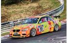 VLN 2016 - Nürburgring Nordschleife - Startnummer #181 - BMW M3 GT4 - SP10