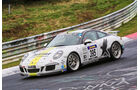 VLN 2016 - Nürburgring Nordschleife - Startnummer #395 - Porsche 992 Carrera V6 - V6