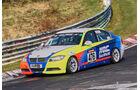 VLN 2016 - Nürburgring Nordschleife - Startnummer #476 - BMW 325i E90 - V4