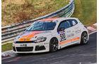 VLN 2016 - Nürburgring Nordschleife - Startnummer #500 - Volkswagen Scirocco GT-RS - VT2