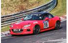 VLN 2016 - Nürburgring Nordschleife - Startnummer #518 - Mazda MX5 NC - V3