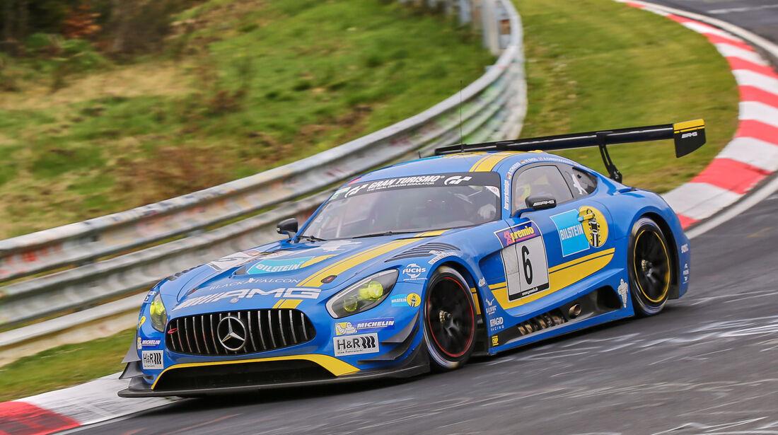 VLN 2016 - Nürburgring Nordschleife - Startnummer #6 - Mercedes-AMG GT3 - SP9