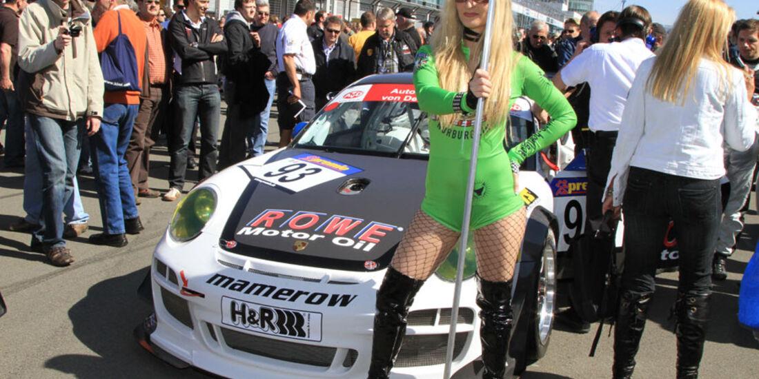 VLN 3.Lauf Langstreckenmeisterschaft Nürburgring, Mamerow Racing, Chris Mamerow, Wolf Henzler 24-04-2010