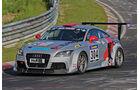 VLN Langstreckenmeisterschaft, Nürburgring, Audi TT KM, Konrad-Motorsport, SP3T, #304