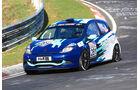 VLN - Nürburgring Nordschleife - Startnummer #281 - Renault Clio RS - SP3