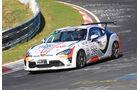 VLN - Nürburgring Nordschleife - Startnummer #286 - Toyota Gt86 - TMG United - SP3