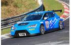 VLN - Nürburgring Nordschleife - Startnummer #311 - Seat Cup Racer - Fanclub Mathol Racing e.V. - SP3T