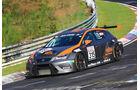 VLN - Nürburgring Nordschleife - Startnummer #315 - Seat Cupracer MK3 - AC Mayen e.V. im ADAC - SP3T