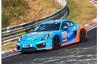 VLN - Nürburgring Nordschleife - Startnummer #444 - Porsche Cayman - Pixum Team Adrenalin Motorsport - V5
