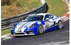 VLN - Nürburgring Nordschleife - Startnummer #463 - Porsche Cayman - V5