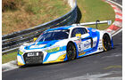 VLN - Nürburgring Nordschleife - Startnummer #5 - Audi R8 LMS - Phoenix Racing - SP9
