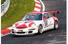 VLN - Nürburgring Nordschleife - Startnummer #599 - Porsche 997 GT3 Cup - H4