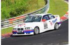 VLN - Nürburgring Nordschleife - Startnummer #660 - BMW 318iS E36 - H2
