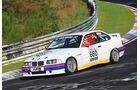 VLN - Nürburgring Nordschleife - Startnummer #660 - BMW E36 318iS - H2