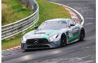 VLN - Nürburgring Nordschleife - Startnummer #705 - Mercedes Benz AMG GT4 - Mercedes-AMG Testteam HTP Motorsport - SPX