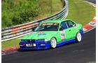 VLN - Nürburgring Nordschleife - Startnummer #711 - BMW 325i E90 - V4