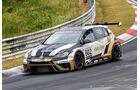 VLN - Nürburgring Nordschleife - Startnummer #802 - VW Golf GTI TCR - Mathilda Racing - TCR