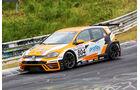 VLN - Nürburgring Nordschleife - Startnummer #804 - VW Golf GTI TCR - Mathilda Racing - TCR