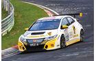 VLN - Nürburgring Nordschleife - Startnummer #818 - Honda Civic Type R TCR - Honda Racing-Team Schmid - TCR