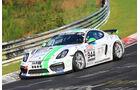 VLN - Nürburgring Nordschleife - Startnummer #944 - Porsche Cayman GT4 Clubsport - CUP3