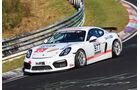 VLN - Nürburgring Nordschleife - Startnummer #977 - Porsche Cayman GT4 CS - Fanclub Mathol Racing e.V. - CUP3