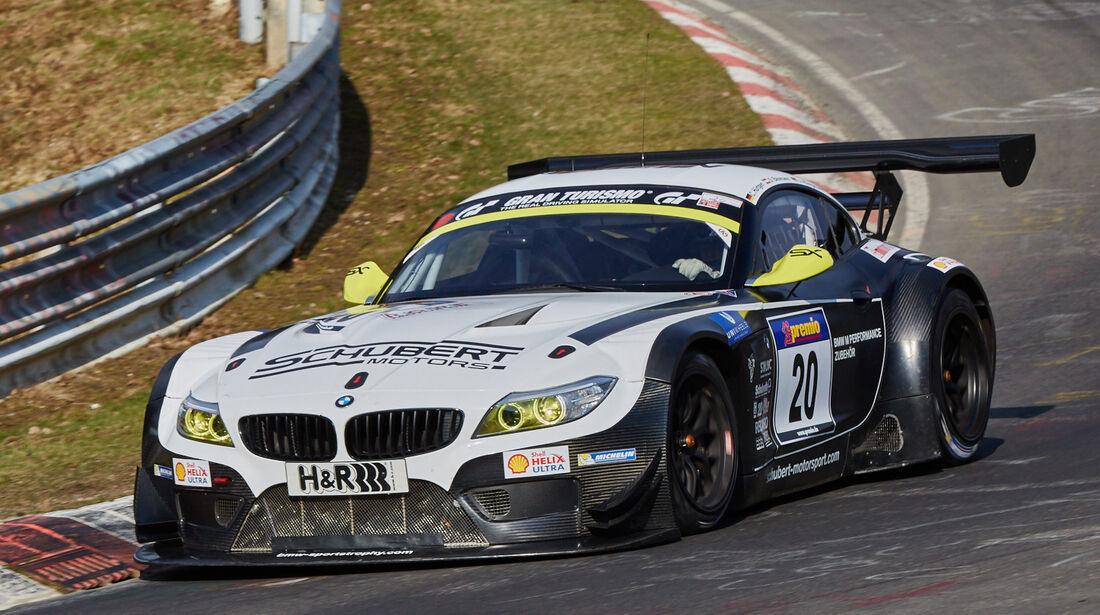 VLN2015-Nürburgring-BMW Z4 GT3-Startnummer #20-SP9