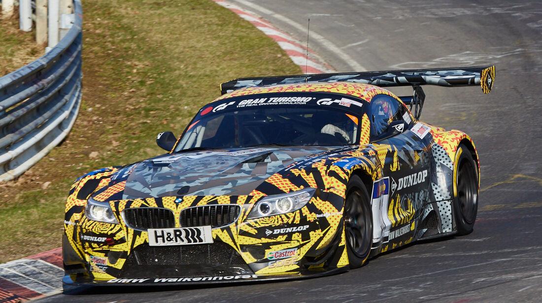 VLN2015-Nürburgring-BMW Z4 GT3-Startnummer #36-SP9