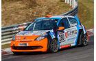 VLN2015-Nürburgring-Renault Clio-Startnummer #280-SP3