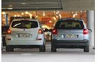 VT Peugeot 207 SW, Renault Clio Grandtour