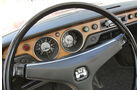 VW 411 LE, Rundinstrumente