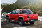 VW Amarok Canyon Genf 2012