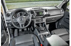 VW Amarok DC 2.0 TDI, Ausfahrt, Gelände, Impression