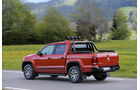 VW Amarok Double Cab 2.0 BiTDI 4Motion Canyon, Seitenansicht